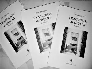 """Pippo Donato """"I Racconti di Giulio"""" Nicolò Edizioni Messina 2020"""