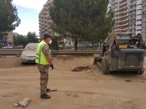 Palermo, L'Esercito interviene per ripristinare la viabilità cittadina. Richiesto dal Prefetto del capoluogo siciliano l'intervento del Genio militare