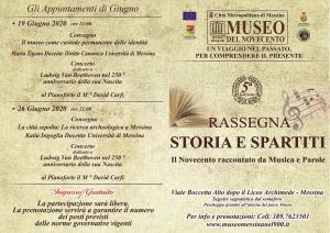 """Messina: Riprendono le visite e le attività culturali al """" Museo del Novecento """""""