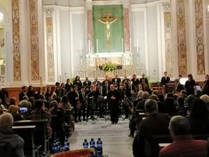 Messina: Chiesa di Santa Caterina    Concerto di inaugurazione dedicato a Santa Cecilia Quaerere Deum I° Festival di Musica Sacra
