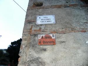 """Barcellona Pozzo di Gotto: adottato dall'editore Giambra il vicolo """"a strata di quaranta"""""""