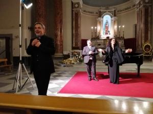 Messina- Chiesa di Porto Salvo Concerto per Canto e Pianoforte Amalia Santamaria e Salvatore Messina