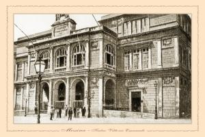 Messina - Teatro Vittorio Emanuele