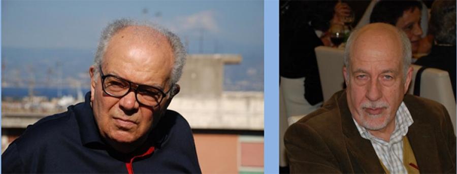 Giuseppe Cavarra e Mario Rizzo in Santo Sano