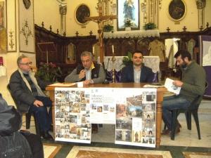 Barcellona Pozzo di Gotto: la Genius Loci e la Pro Loco Manganaro sulle orme dei Monaci Basiliani