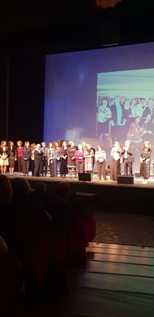 Serata straordinaria al Teatro Vittorio per la charity dall'AMMI