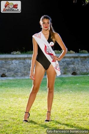 Anche la 66  Selena Russo oltre la 101 Francesca Guerrera convincono  molti giornalisti alla prova Talento al capo dei greci resort di Sant Alessio  Siculo Riprese Telespazio