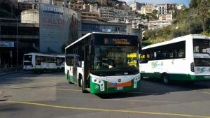 Dal 12 marzo servizio pubblico  bus navetta di ASM centro storico  Taormina-Stazione ferroviaria Taormina-Giardini, per collegamento aeroporto di Catania