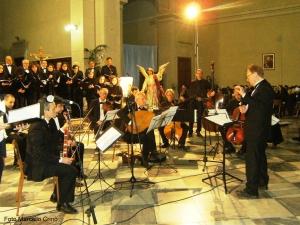 """Barcellona Pozzo di Gotto: nel Duomo di S. Maria Assunta la musica barocca del """"Diluvio Universale"""" di Michelangelo Falvetti"""