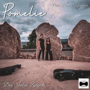 """Barcellona Pozzo di Gotto: nasce """"Pomelie"""", musica di Carlo Francesco Defranceschi eseguita dal Duo Imbesi Zangarà"""
