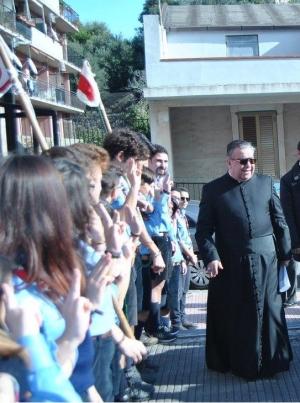 E' deceduto Mons. Antonino Cento, Parroco di Camaro Superiore.