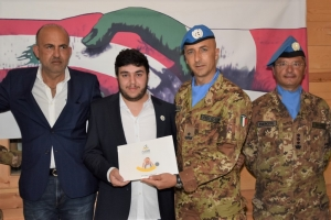 Missione UNIFIL: militari italiani donano fondi per trapianto di cuore. Nell'ambito della missione in Libano, i militari italiani hanno effettuato una donazione volontaria per un malato di cuore che sarà operato in Italia