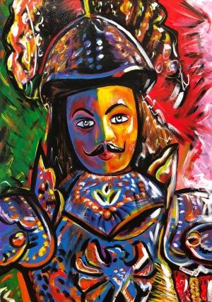 La capitale del Belgio ospita la Personale della pittrice catanese Giuliana Calì. Presenta la Personale Maria Teresa Prestigiacomo