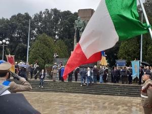 L' Ass. NAZ. del Fante presente il 4 novembre per ricordare i Caduti della guerra 1915-1918
