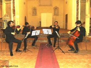 Barcellona Pozzo di Gotto: musiche di Haydn, Shostakovich e Webern con il Quartetto Cèsar Frank