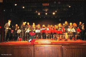Barcellona Pozzo di Gotto: bella prestazione dell'Orchestra Sinfonica del Longano nel Concerto di Natale