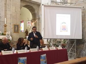 Corso di formazione organizzato dall'Ucsi. Nella cattedrale di Ali dedicata alla patrona Sant'Agata.
