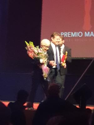 Premio Madama a Chiara Boni ed ad Anna Fendi