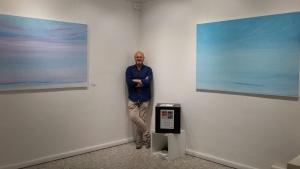 Mostra d'arte di Alessandro Trani Alla Galleria Medina a Roma con 8 artisti.