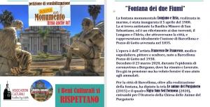 """Barcellona Pozzo di Gotto: lanciata una petizione per salvaguardare la fontana monumentale """"Longano e Itria"""""""