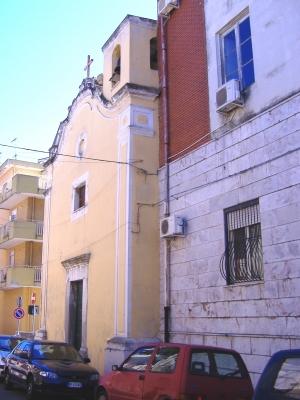 Barcellona Pozzo di Gotto: la chiesa dei Santi Cosma e Damiano era legata ad un convento per le Clarisse mai entrato in funzione