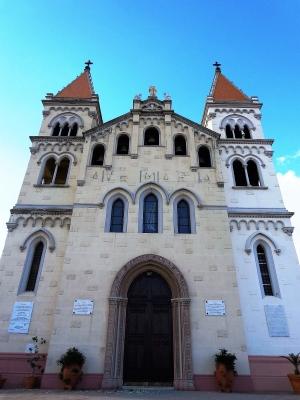 La chiesa di Montalto  a Messina rivestita di luce: per un momento spirituale in piu' da vivere