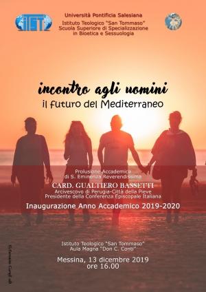 Inaugurazione Anno Accademico Scuola Superiore di Bioetica a Messina