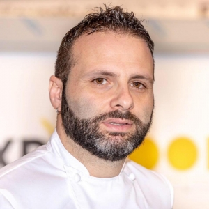Cooking show dello chef messinese Paolo Romeo a ExpoCook