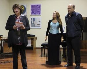 MUSICA E FILOSOFIA DI FRIEDRICH NIETZSCHE Con Claudia Claristi soprano e Cesare Natoli pianoforte