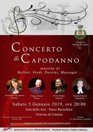 Concerto a Gravina con cantanti lirici di fama internazionale come Gonca Dogan e Filippo Micale