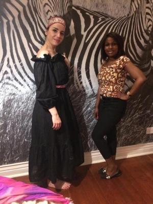 Bloccata nello Zimbawe la stilista baronessa  Margherita de Cles