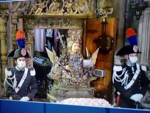 La festa di Sant' Agata in epoca di pandemia . Il martirio ricordato nella Cattedrale