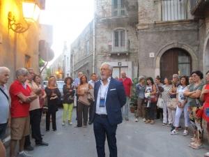 Barcellona Pozzo di Gotto: apprezzamenti per la passeggiata nei vicoli del Network delle Associazioni