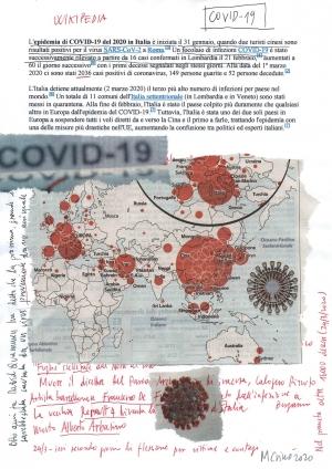 """Cessata l'emergenza Coronavirus sarà necessaria una """"Rifondazione umanistica"""" della nostra società"""