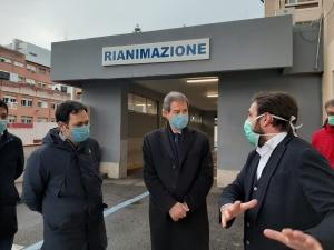 Coronavirus: vertice a Messina con Musumeci