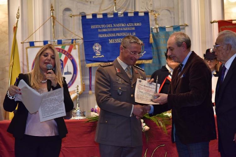 Premio Speciale Orione 2019 - REGGIMENTO LANCIERI DI AOSTA (6°) comandato dal Colonnello Mario CIORRA.