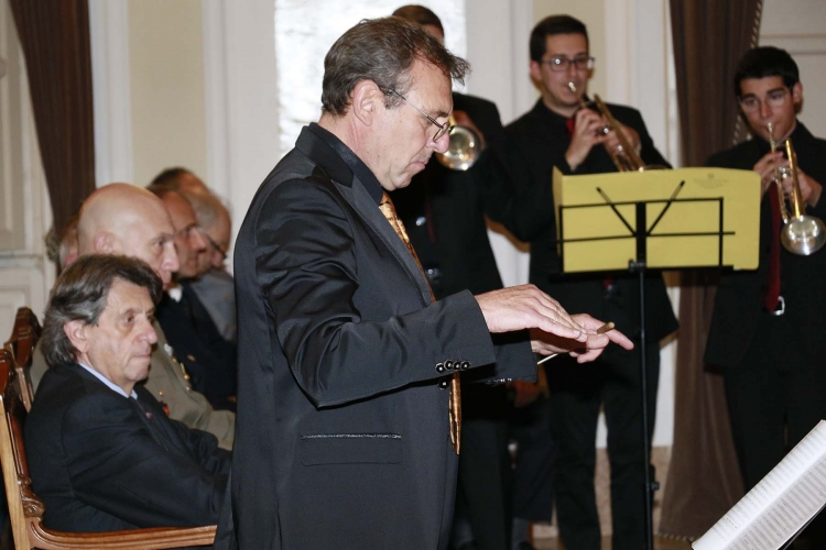 "Messina 6.12.2018 - Premio Orione - si ringraziano i ""THE SOUND OF BRASS"" Ensemble d'ottoni e percussioni del Conservatorio ""A. Corelli "" di Messina - Direttore: S. Cardullo"
