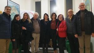 """E' la giornalista Laura Simoncini la nuova presidente della sezione messinese """"Carmelo Garofalo"""" dell'Unione Cattolica Stampa Italiana (Ucsi)."""