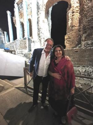 Una Tosca caravaggesca straordinaria Regia di Alessandro Cecchi Paone