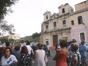 Barcellona Pozzo di Gotto: sit-in della Genius Loci per la salvaguardia e il restauro dei Basiliani
