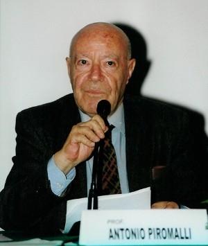 TAVOLA ROTONDA A REGGIO C. SU ANTONIO PIROMALLI MEDIEVISTA