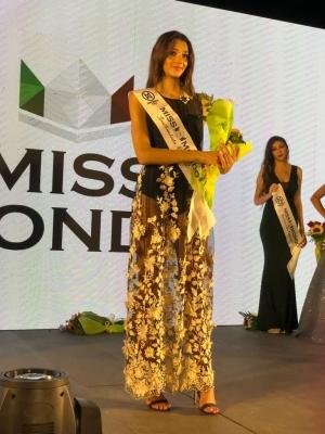 Francesca Guerrera finalista a Miss Mondo