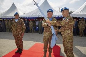 Missione in Libano: cambio al Comando del Contingente Italiano Missione in Libano, dopo sei mesi la Brigata Aosta cede la responsabilità del Settore Ovest di UNIFIL alla Brigata Granatieri di Sardegna