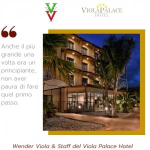 """Viola Palace Hotel di Villafranca Tirrena (Me) """"Sette giorni di vacanza al prezzo di cinque"""". Incontriamo l'imprenditore Wender Viola per le riflessioni sul Decreto Salva Imprese"""