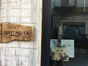 Il noto maestro internazionale docente c/o l' Accademia di Brera di Milano Xante Battaglia apre una Galleria d'arte