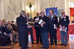 Premio Orione 2019 - Ringraziamento componenti Associazioni -FF.AA e di POLIZIA