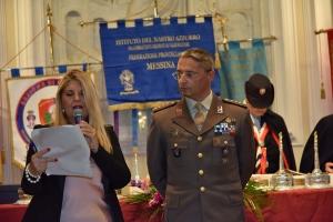 Premio Speciale Orione 2019 - REGGIMENTO LANCIERI DI AOSTA (6°) comandato dal Colonnello Mario CIORRA