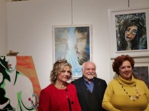 Mostra a Catania in omaggio a Sant'Agata Resoconto della serata presentata dal critico prof Maria Teresa Prestigiacomo, giornalista