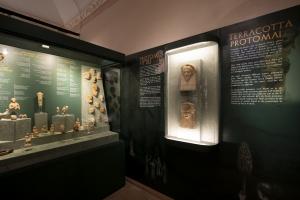 BENI CULTURALI/Sicilia: una casa per Demetra e Kore, inaugurato il M.A.FRA, nuovo museo archeologico di Francavilla di Sicilia