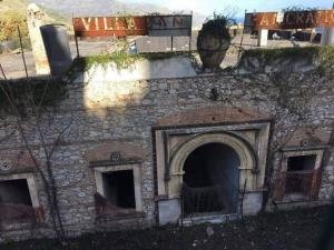Furto alla Domus Romana di Villa San Pancrazio a Taormina